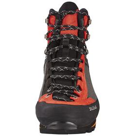 Salewa Crow GTX Shoes Men black/papavero